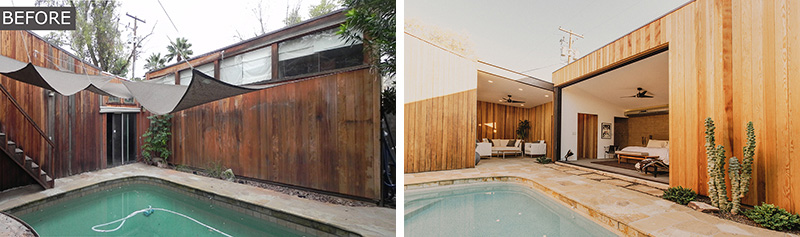 Before & After - Curves House by The Ranch Mine