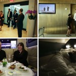 Ever wondered what $32,000 gets you on a flight from New York to Abu Dhabi?