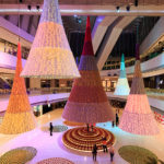 Watch these glowing trees move and sparkle at a mall in Hong Kong