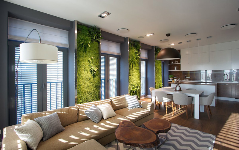 8 Reasons Why Green Walls Are Awesome