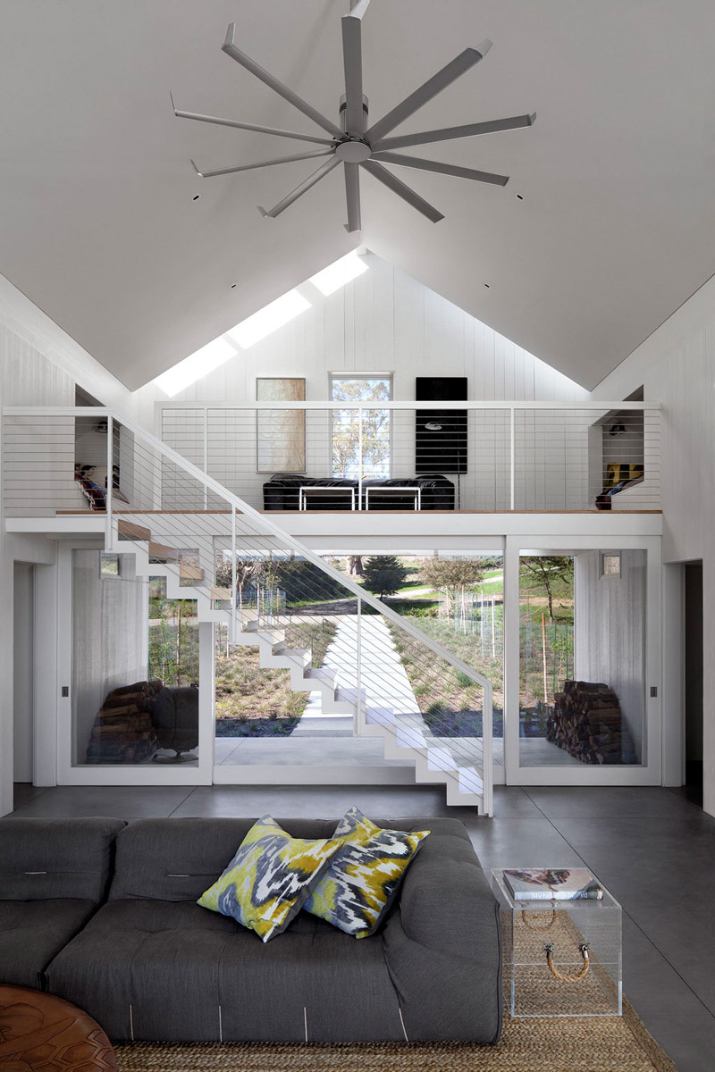 Hupomone Ranch by Turnbull Griffin Haesloop