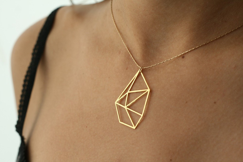 9 gift ideas for lovers of minimalist jewelery - Jewelry Design Ideas