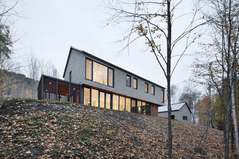 KL House by Bourgeois / Lechasseur architects