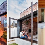 A Home Of Brick And Concrete For A Young Family In Sydney