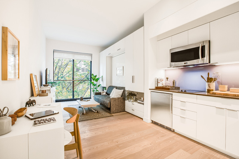 3 Design Lessons From New York?s First Micro Apartments