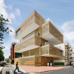 13 photos of a new cultural center in Spain