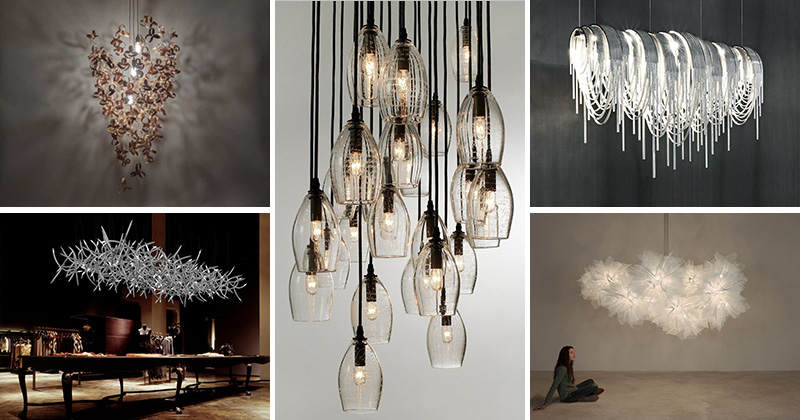 Superb  Modern Chandeliers That Make A Statement