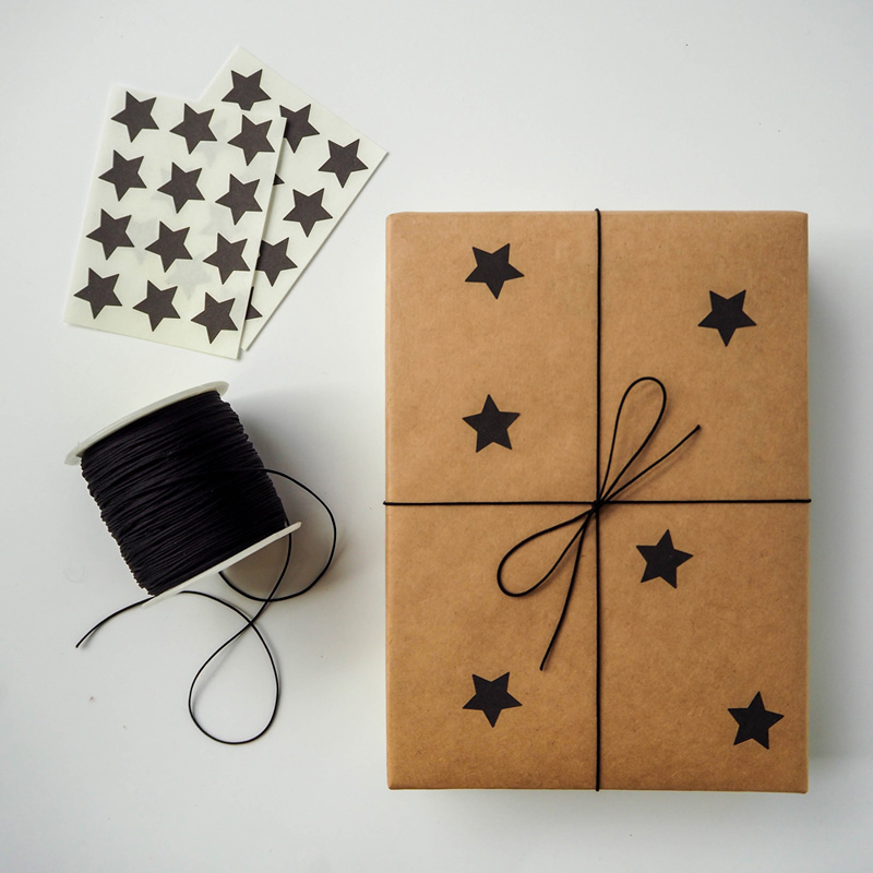9 modern gift wrapping ideas for christmas contemporist 9 modern gift wrapping ideas for christmas negle Image collections