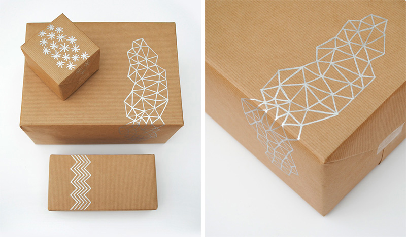 9 Modern Gift Wrapping Ideas For Christmas
