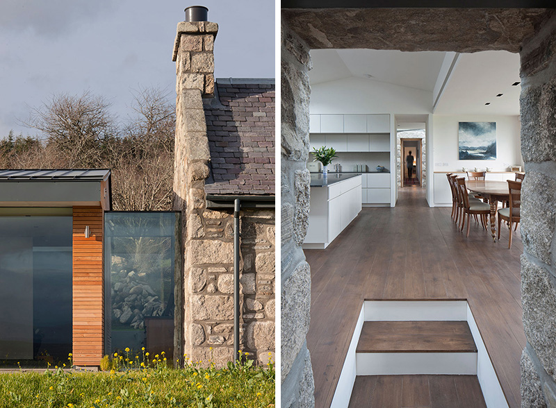 11 homes that combine historic and contemporary