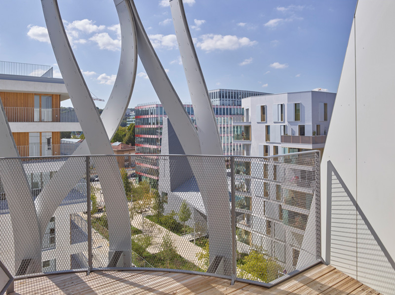 Rive Seine by Tetrarc Architects