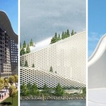 Are buildings with ski slopes on them a new trend?