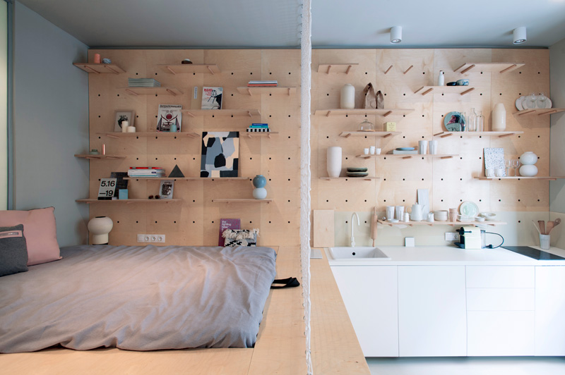 AIRBN'P Home by the POSITION Collective.