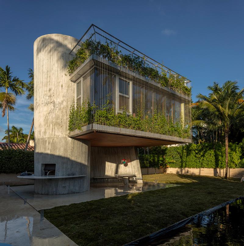 Sun Path House by Studio Christian Wassmann