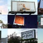Billboards in Los Angeles are showing artwork instead of advertising