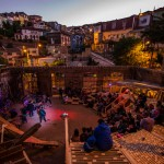 This group of creative people convert abandoned urban spaces into performance spaces to offer free theatre, music and circus performances