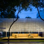 14 Photos Of A Vietnamese Food Pavilion Designed By MIA Design Studio