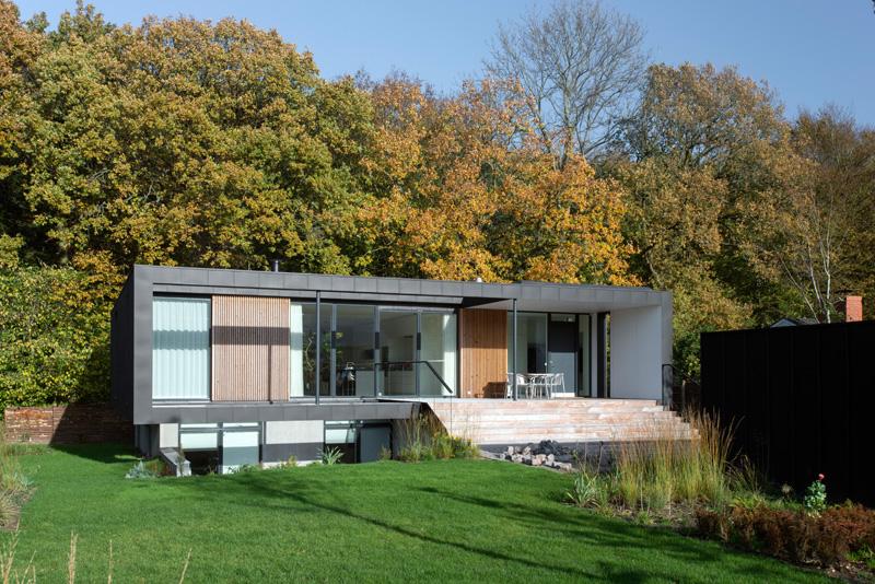 Villa R by C.F. Møller