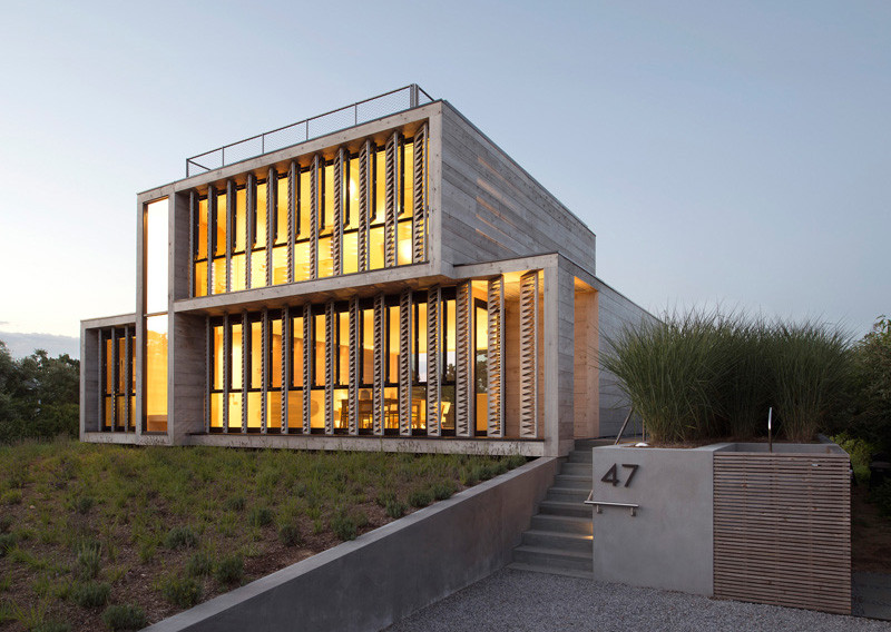 Amagansett Dunes by Bates Masi Architects