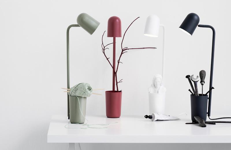 Buddy Lamp designed by Mads Sætter-Lassen for Northern Lighting
