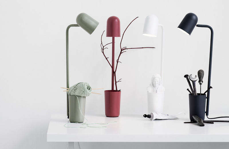 Buddy Lamp designed by Mads Sætter-Lassen for Northern Lighting