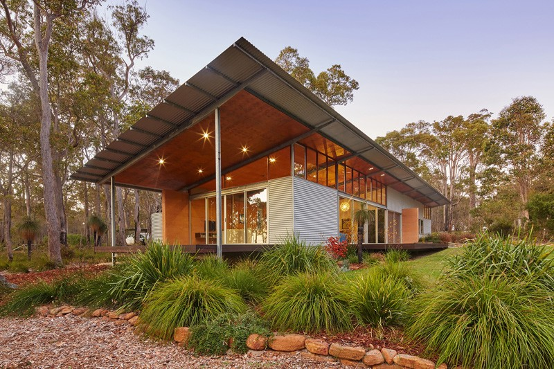 High Quality Bush House By Archterra Architects