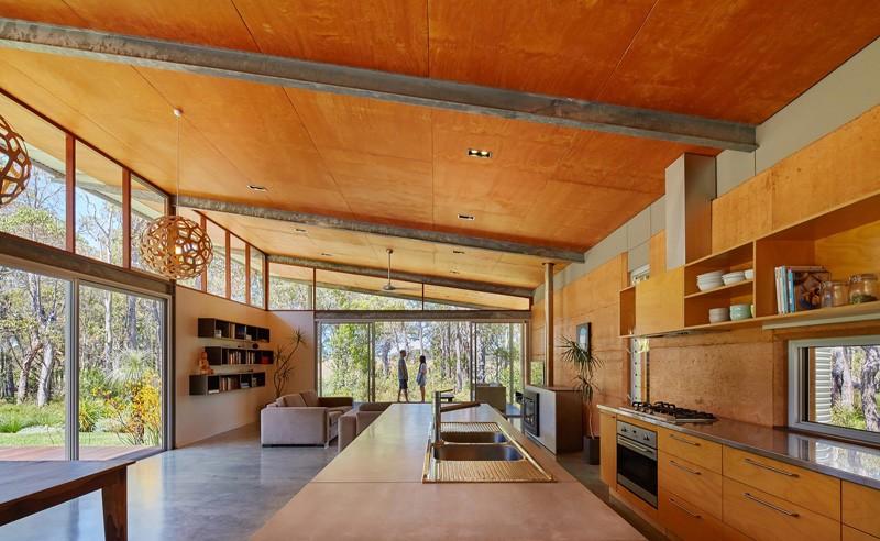 Bush House by Archterra Architects