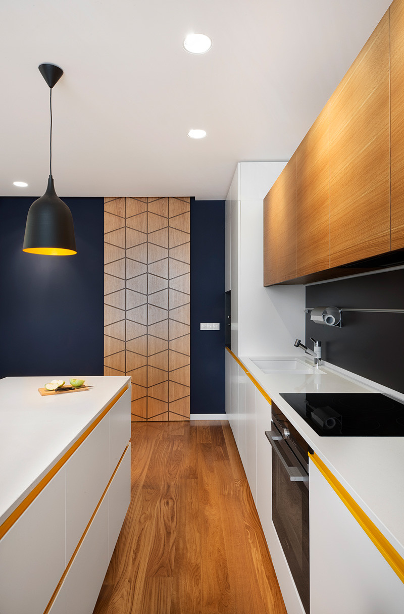 Apartment in Lozenets by Fimera Design