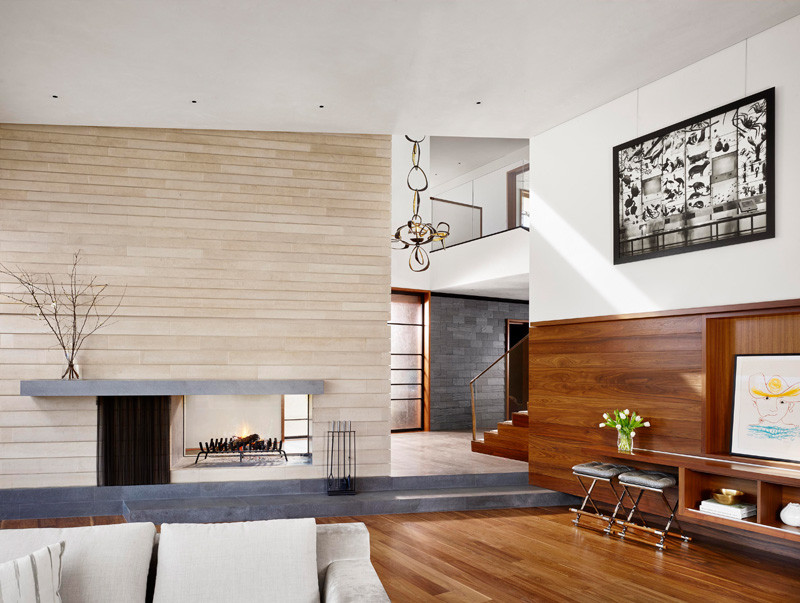 Lake Austin House by Aamodt / Plumb Architects