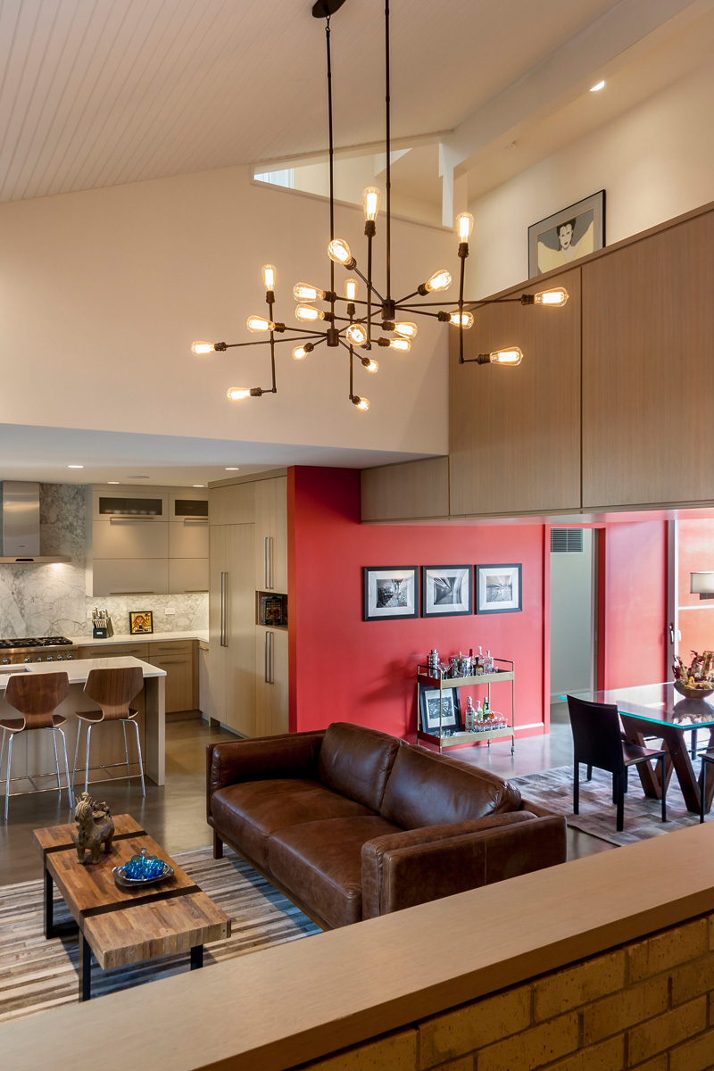Periscope House in Chicago, Illinois, designed by Nicholas Design Collaborative