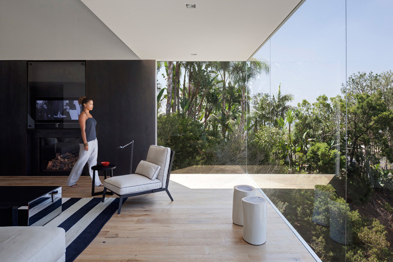 House in Los Angeles by GWdesign