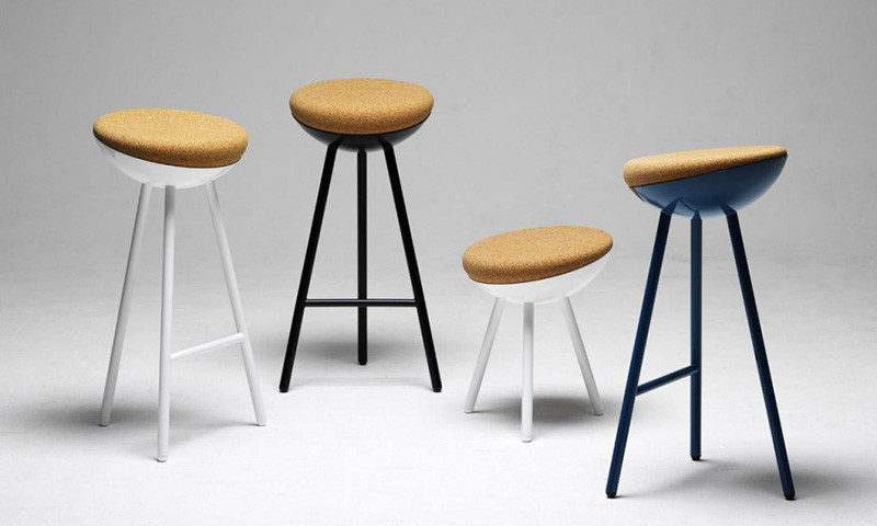 14 Fun Ex&les Of Cork Stools & 14 Fun And Stylish Examples Of Stools Made With Cork | CONTEMPORIST islam-shia.org