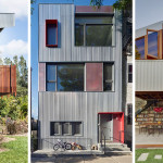 9 Examples Where Corrugated Steel Has Been Used As Siding