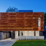 This house in Toronto has a lust for rust