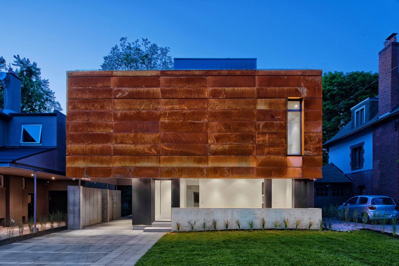Heathdale Residence in Toronto, Canada, designed by TACT Design