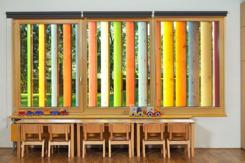 Kindergarten Kekec by Jure Kotnik Architecture