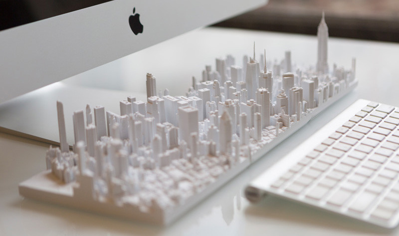 Now You Can Have New York In The Palm Of Your Hand