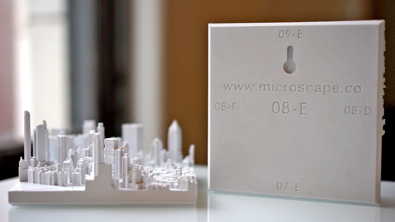 Microscape by William Ngo and Alan Silverman
