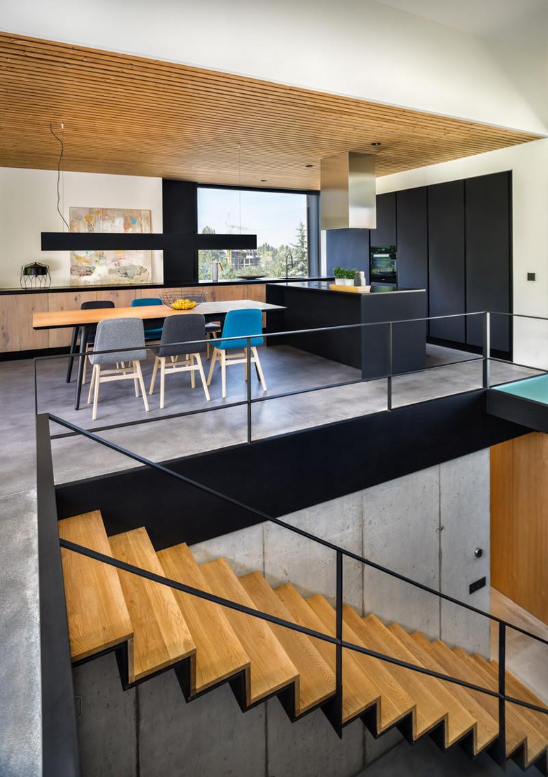 Pagoda House by I/O Architects