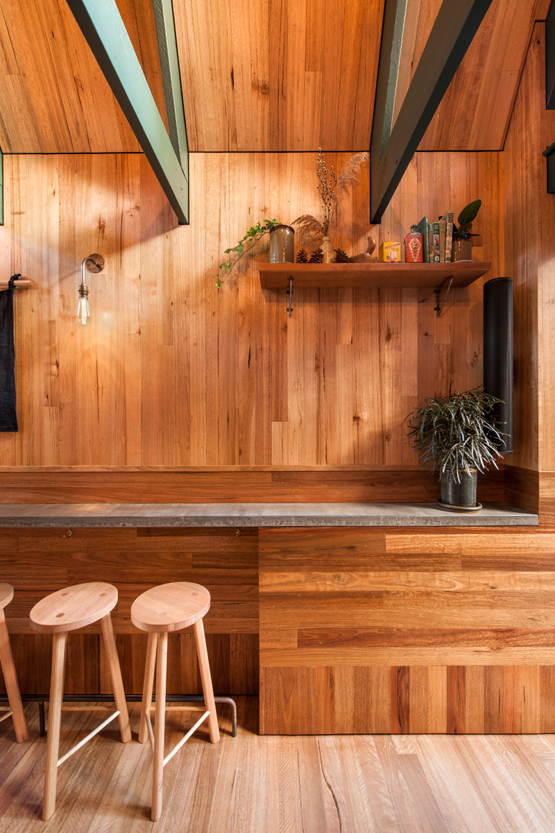 Pink Moon Saloon by Sans-Arc Studio