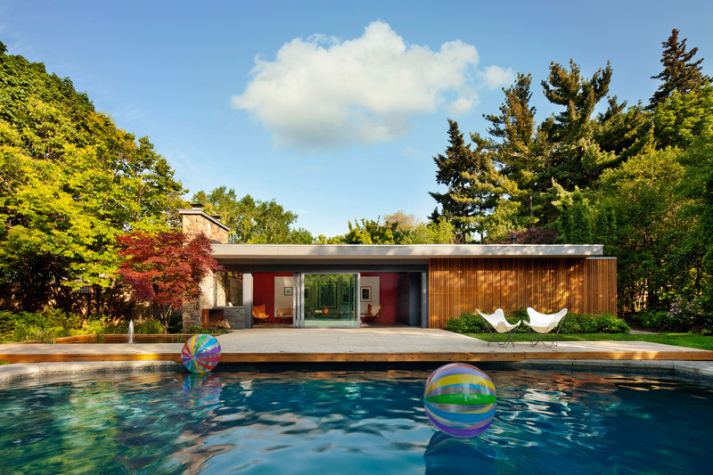 Pool House by +tongtong