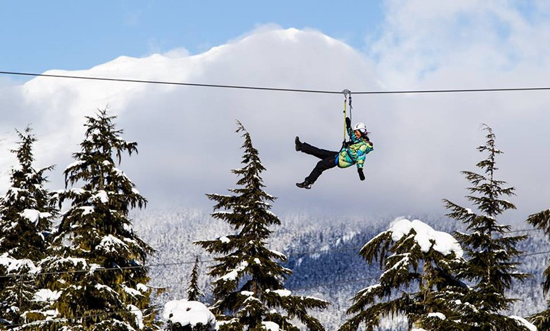 5 Alternative Ski Resort Activities That Don't Involve Skiing (or Snowboarding)