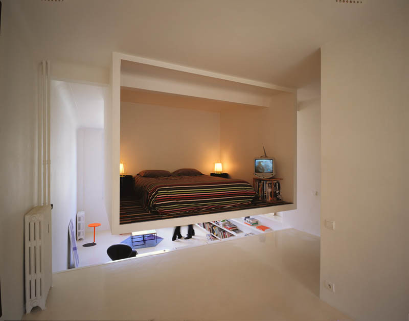 Valentin Apartment by ECDM