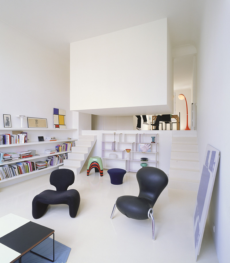 Valentin Apartment by ECDM