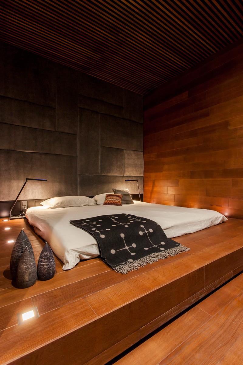 Design Detail - A Thai Inspired Bedroom