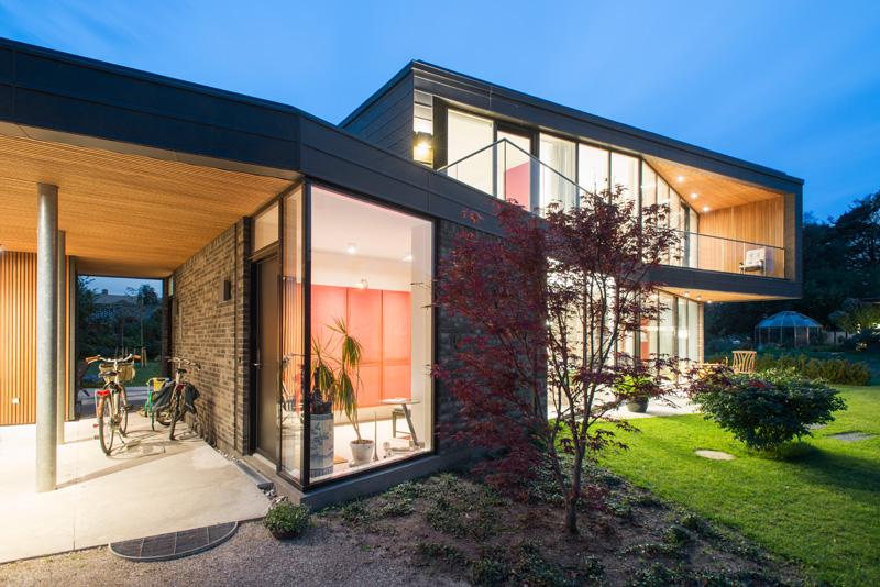 Villa U by C.F. Møller