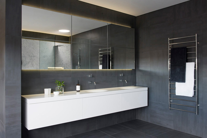 Mirror In The Bathroom Enchanting 8 Reasons Why You Should Have A Backlit Mirror In Your Bathroom . Design Ideas