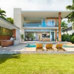 A look inside a contemporary home on Di Lido Island in Miami