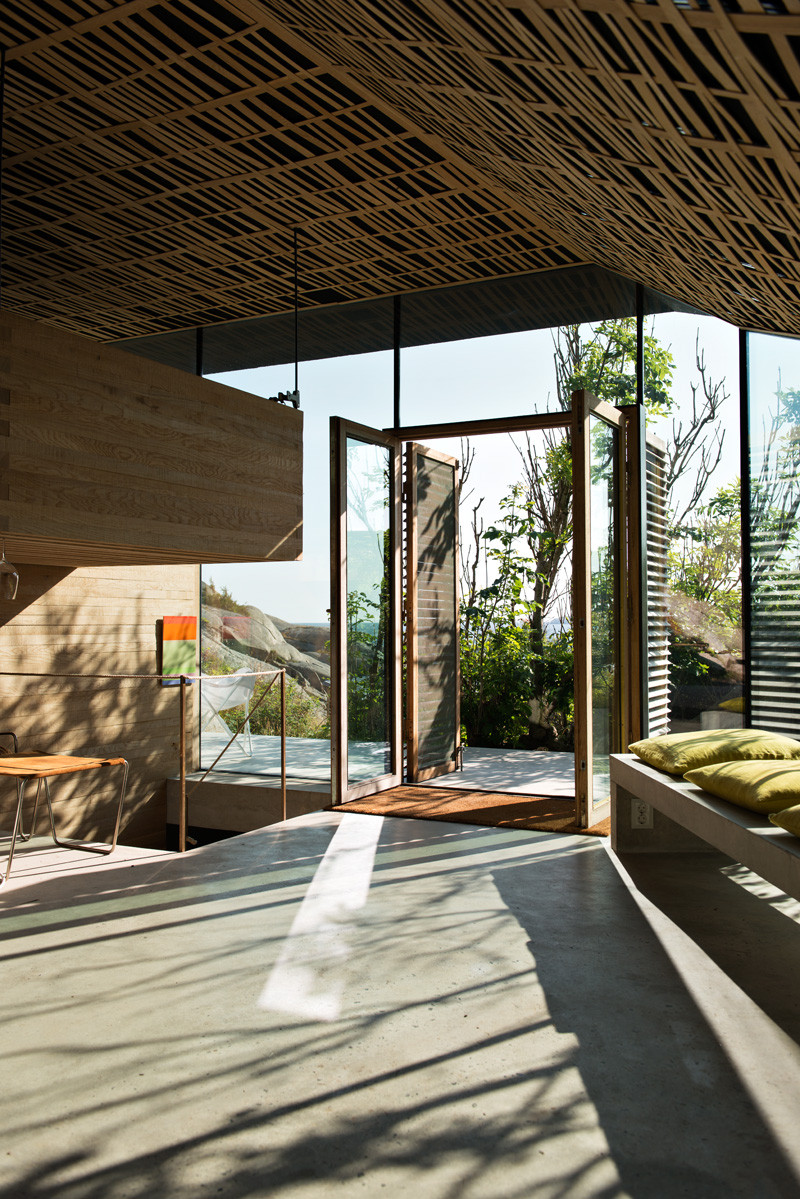 Private Cabin by Lund Hagem