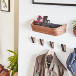This collection makes it easy to organize your home's entryway